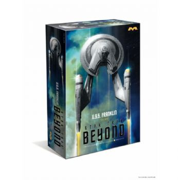 Star Trek Beyond USS Franklin 1:350 Scale Model Kit Moebius Models
